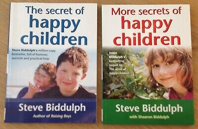 The Secret Of Happy Children Books