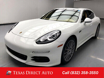 2014 Porsche Panamera S Texas Direct Auto 2014 S Used Turbo 3L V6 24V Automatic RWD Hatchback Premium