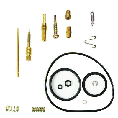 ATC Carburetor Repairs Rebuild O-Rings Nozzles Replacement For Honda ATC200ES