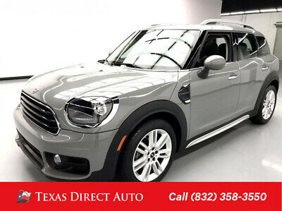 2019 Mini Countryman Cooper Texas Direct Auto 2019 Cooper Used Turbo 1.5L I3 12V Automatic FWD SUV Premium