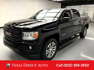 2016 GMC Canyon 4WD SLE Texas Direct Auto 2016 4WD SLE Used 3.6L V6 24V Automatic 4WD Pickup Truck Bose