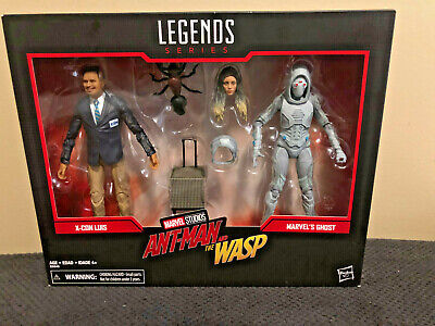 "Marvel Legends Series-  ""Ant-Man/ The Wasp"""