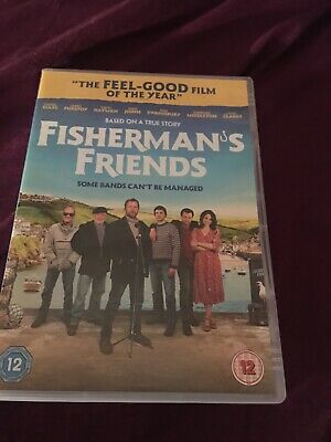 fishermans friends dvd based on a true story