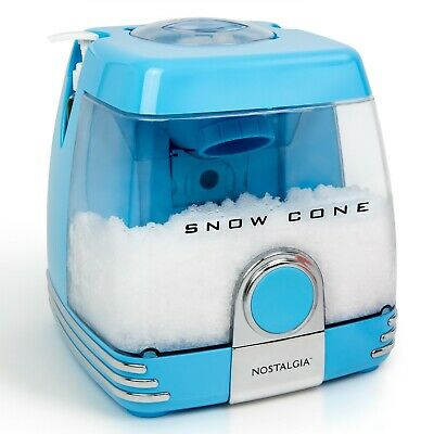 Snow Cone Maker Party Station Electric Machine Ice Sno Shaver Crusher Shaved