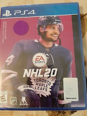 NHL 20 PS4 PlayStation 4 Brand New Sealed Brand New