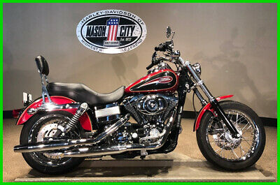 2007 Harley-Davidson Dyna Low Rider® 2007 Harley-Davidson FXDL Dyna Low Rider Fire Red Pearl & Black Pearl