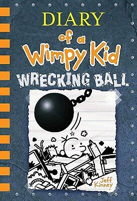 Wrecking Ball (Diary of a Wimpy Kid Book 14) By Jeff Kinney 2019 PDF