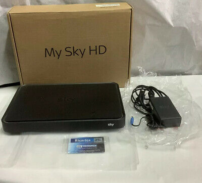 Decoder HD Sky Q Humax ESi-160/IP  combo satellitare e digitale terrestre WIFI