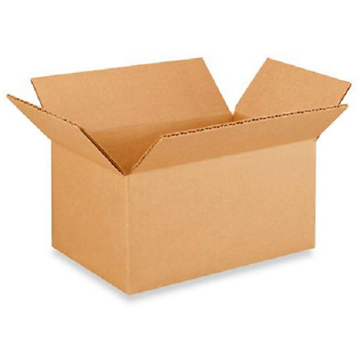 100 8x5x4 Cardboard Paper Boxes Mailing Packing Shipping Box Corrugated Carton