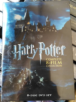 Harry Potter Complete 8-Film Collection DVD Set 2011 Brand New USA seller Free