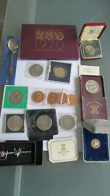 British Pre Decimal Coin Collection Crown To ?????? - Take A Look!