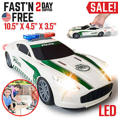 Toys For Boys Kids Children Police Car for 3 4 5 6 7 8 9 10 Years Olds Age