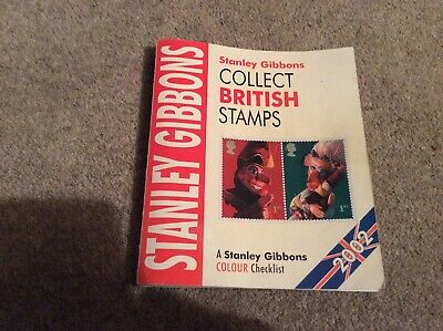 Stanley Gibbons Collect British Stamps Book