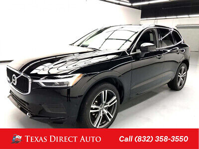2018 Volvo XC60 Momentum Texas Direct Auto 2018 Momentum Used Turbo 2L I4 16V Automatic AWD SUV