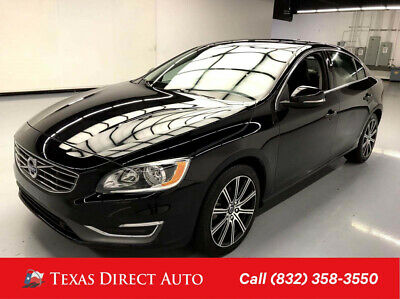 2018 Volvo S60 Inscription Texas Direct Auto 2018 Inscription Used Turbo 2L I4 16V Automatic FWD Sedan