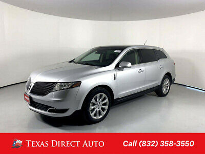 2016 Lincoln MKT  Texas Direct Auto 2016 Used 3.7L V6 24V Automatic FWD SUV