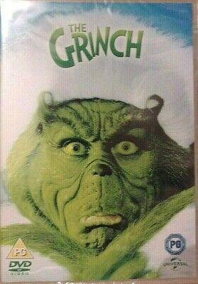 The Grinch (DVD, 2004) - New