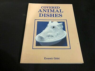 VINTAGE PRICE COLLECTORS GUIDE book - 1988 COVERED ANIMAL DISHES