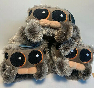 Lucas The Spider Plush 1st Edition 3pack W/ Working Voice Box BRAND NEW