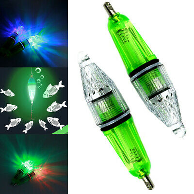 LED Underwater Night Fishing Light Lure for Attracting Bait Fish Effective