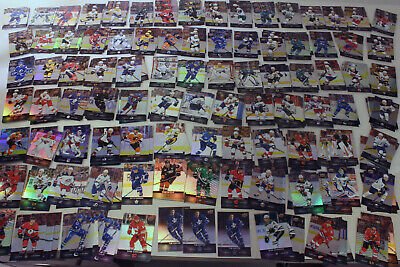 2019/20 TIM HORTONS UD hockey cards - one shipping price, Base DC GE HD HGD SE