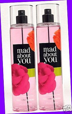 2 Bath & Body Works Fou concernant Vous Fin Brume Corps Spray Peony Vanille Musc