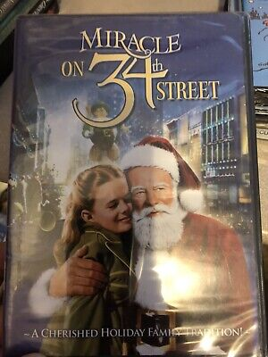 Miracle on 34th Street (DVD, 2006, 2-Disc Set, Special Edition)BRAND NEW
