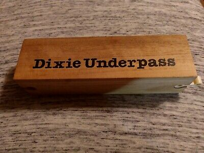 Dixie Underpass Wooden Gold Miner's Tunnel