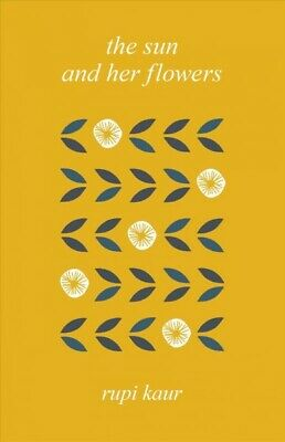 Sun and Her Flowers, Hardcover by Kaur, Rupi, Like New Used, Free shipping in...