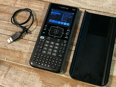 Texas Instruments TI-Nspire CX CAS Graphing Calculator - RRP: $299