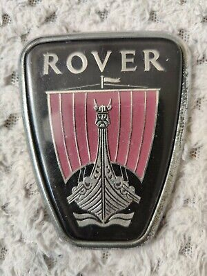 Genuine Rover Badge Possibly P6.