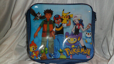 pokemon lunch bag childs