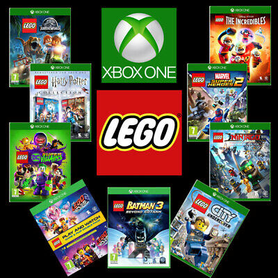 Range of LEGO Xbox One Games - New & Sealed - Lots of titles to choose from!