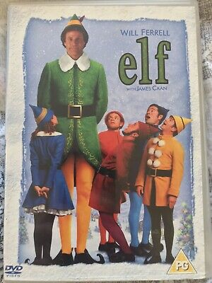 Elf (DVD, 2005) Christmas Favourite. Will Ferrell. 2-Disc Set.