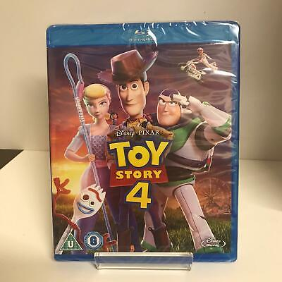 Toy Story 4 Blu-ray Disney (2019) New and Sealed