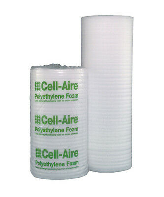 SEALED AIR CELLAIRE 1MM FOAM WRAP 1200MM x 300M ROLL LENGTH PROTECTIVE PACKAGING