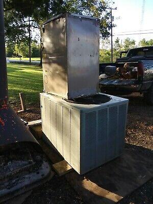 Ruud Air Conditioner for sale. 5 ton and works