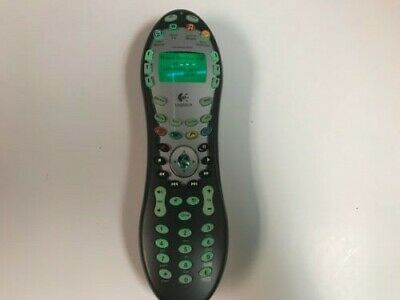 LOGITECH HARMONY 610 PROGRAMMABLE ADVANCED UNIVERSAL REMOTE - Works!