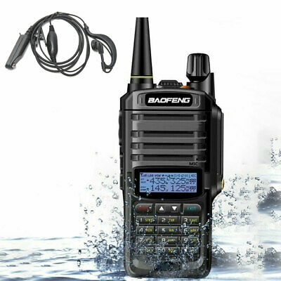 BaoFeng BF-UV9R Dual Band UHF/VHF 8W IP67 Waterproof 2 Way Radio Walkie Talkie