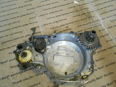 Yamaha Yz250 1988 88 Clutch Cover - Kicker Shaft..