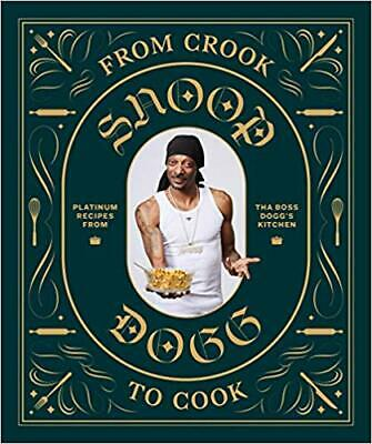 From Crook to Cook by Snoop Dogg (2019, Digital)