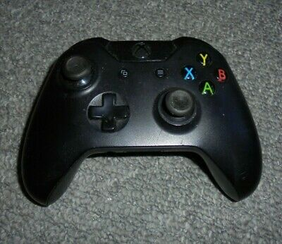 Official Microsoft Xbox One Controller Black Wireless (Right trigger issue)
