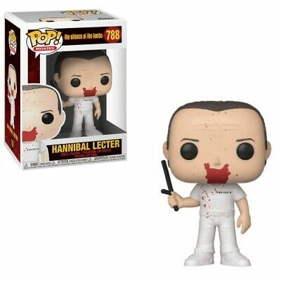 """Funko Pop Movies The Silence Of The Lambs 788 Hannibal Lecter """"Bloody Versión"""""""