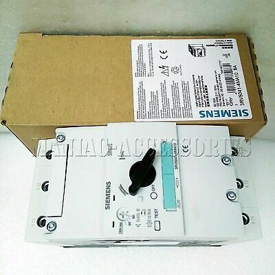 1PC New in box Siemens 3RV5041-4MA10 Motor protector 80-100A One year warranty