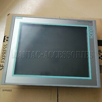 1PC used Siemens 6AV6644-0AB01-2AX0 touch screen Tested It In Good Conditio