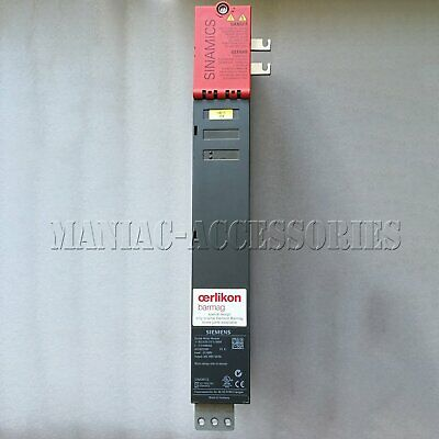 1PC used Siemens 6SL3120-2TE15-0AA0 Tested It In Good Conditio