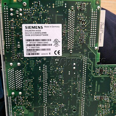1PC Siemens 6FC5357-0BB24-0AA0 CNC motherboard Tested It In Good Conditio