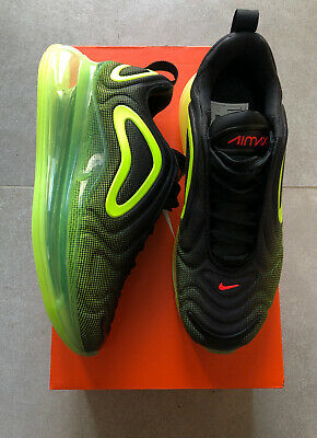 Nike Air Max 720 Trainers Sneakers Shoes Size Uk 4  Youth Boys Girls Genuine