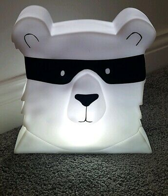COTTON ON kids Bear Night Light