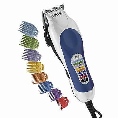 PRO CLIPPER Barber Haircut Color Trimmer Men Professional Hair Cutting Kit WAHL